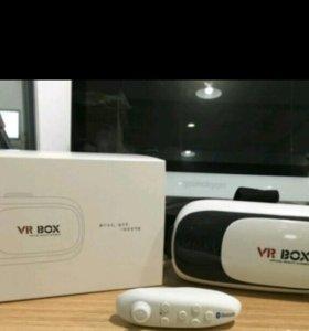 Вертуальные очки VR BOX 2