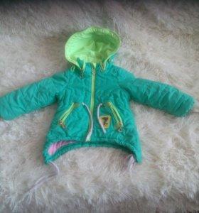 Куртка на 2-3 года