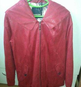 Куртка новая 46-48 р