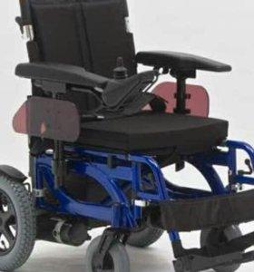 Инвалидная коляска с электроприводом Армед