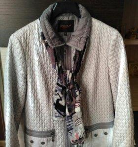 Куртка женская осенняя 48-50