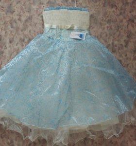 Детские нарядные платья(новые)