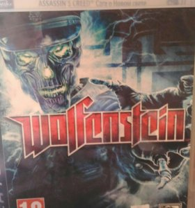 Wolfenstein для ps 3