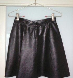 Саратов кожаная юбка
