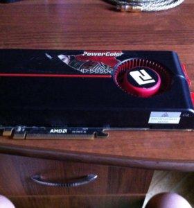 Видеокарта Radeon 5850 1 GB
