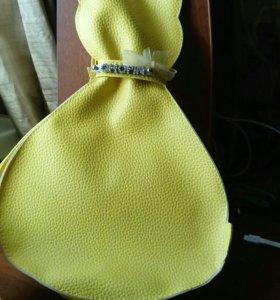 Сумка-рюкзак мини