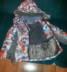 Куртка + штаны димесезонные
