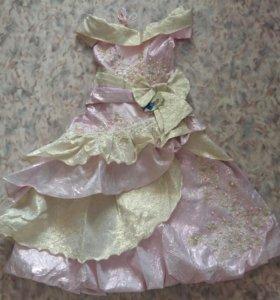Детские нарядные платья (новые)