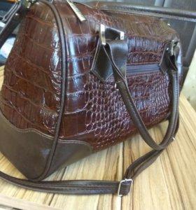 Новая сумка l-craft