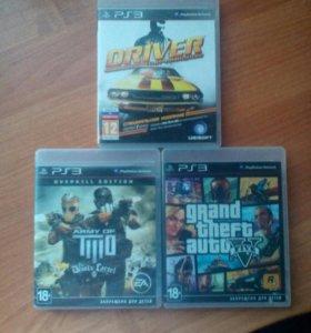 Продаю 3 игры для PS3