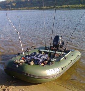 Лодка пвх дека К-330