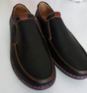 Туфли новые -30 р