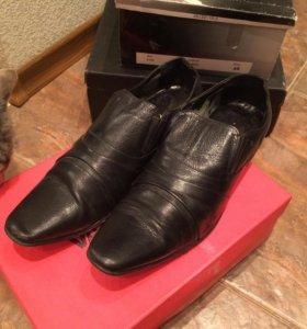 Мужские туфли 41 р
