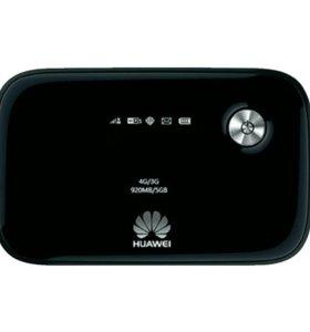 Мобильный 4G Wi-Fi роутер Huawei E5776