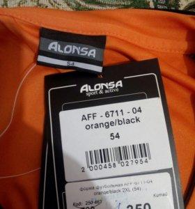 Футболка Алонса