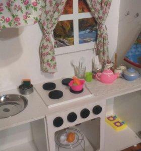 Кухня для дочки