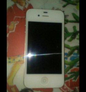 Продам iPhone 4, 16 gb в хорошем состоянии