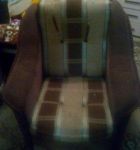 Продаются кресла кровать