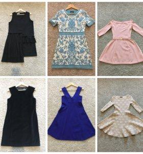 Брендовые платья Reiss, Lusio, GAP, zhuoranksili