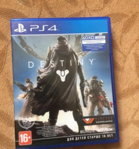 Игра на PS4 Destiny