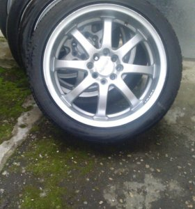 Резина Bridgestone 215/45R17