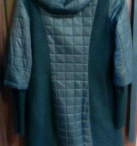 Пальто, размер М (44)