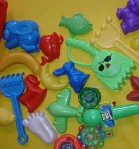 Игрушки для песочницы б/у