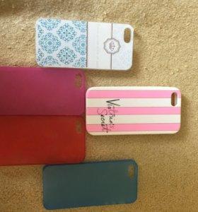 Чехол на iPhone 5-5 s