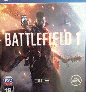 PS 4-Battlefield 1