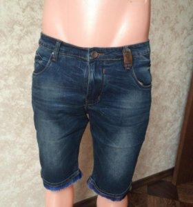 джинсовые шорты новые