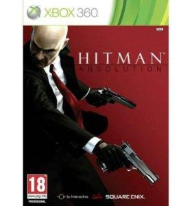 Hitman X box 360