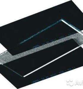 Стекло-светофильтр к маске сварщика 121*69мм