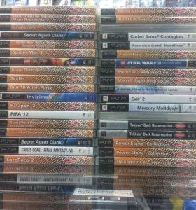 PSP игры. Обмен, продажа.