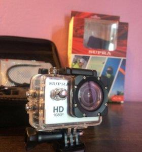 Экшн,спорт камера Supra ACS-10