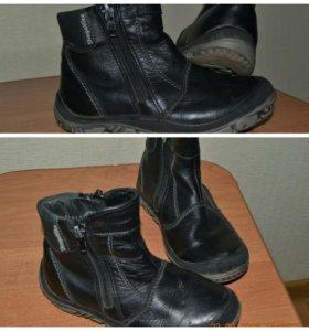 Осенне весенний ботинки