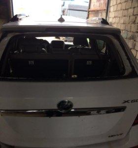 Багажник на лифан х 60