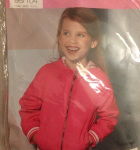Новая куртка на девочку Impidimpi