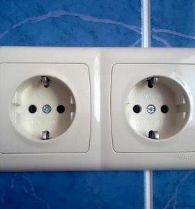 электрика, проводка, штробление