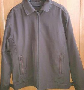 Куртка 2в1 демисезонная мужская