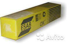 Электроды ОК 53.70 ESAB-СВЭЛ д.3,2мм