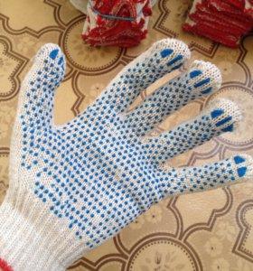 Перчатки рабочие ( Тонкие )