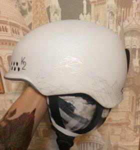 Шлем + очки