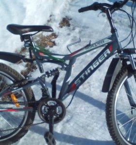 """Велосипед STIGER 24"""""""