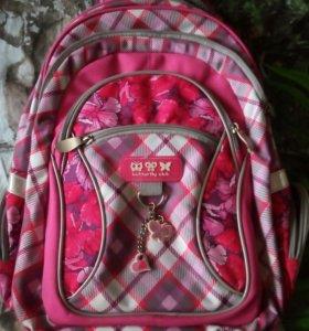 Рюкзак детский для девочки.Ортопедический