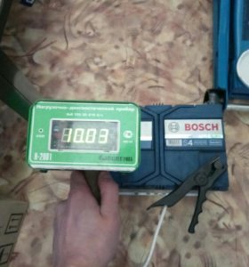 Аккумулятор BOSCH S4 027 70Ah 630A