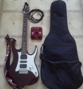 Гитара Zombie+Zoom G1J