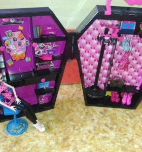 "Игровой набор ""Шкафик Дракулауры"" Monster High"