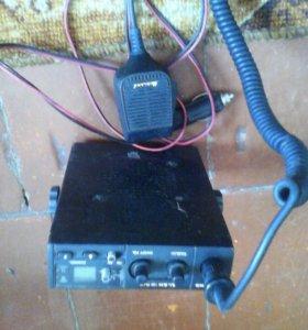 Рация + антена