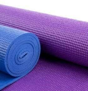 Коврики для пилатеса и йоги
