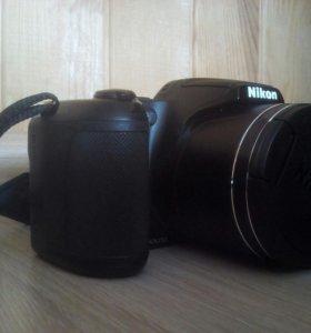 Фотоаппарат Nikon colpix l340